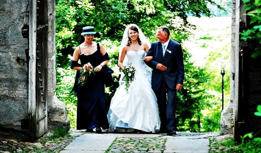 Beispiel: Ihre Hochzeitsreportage, Foto: Traumfoto Hochzeitsfotografie.
