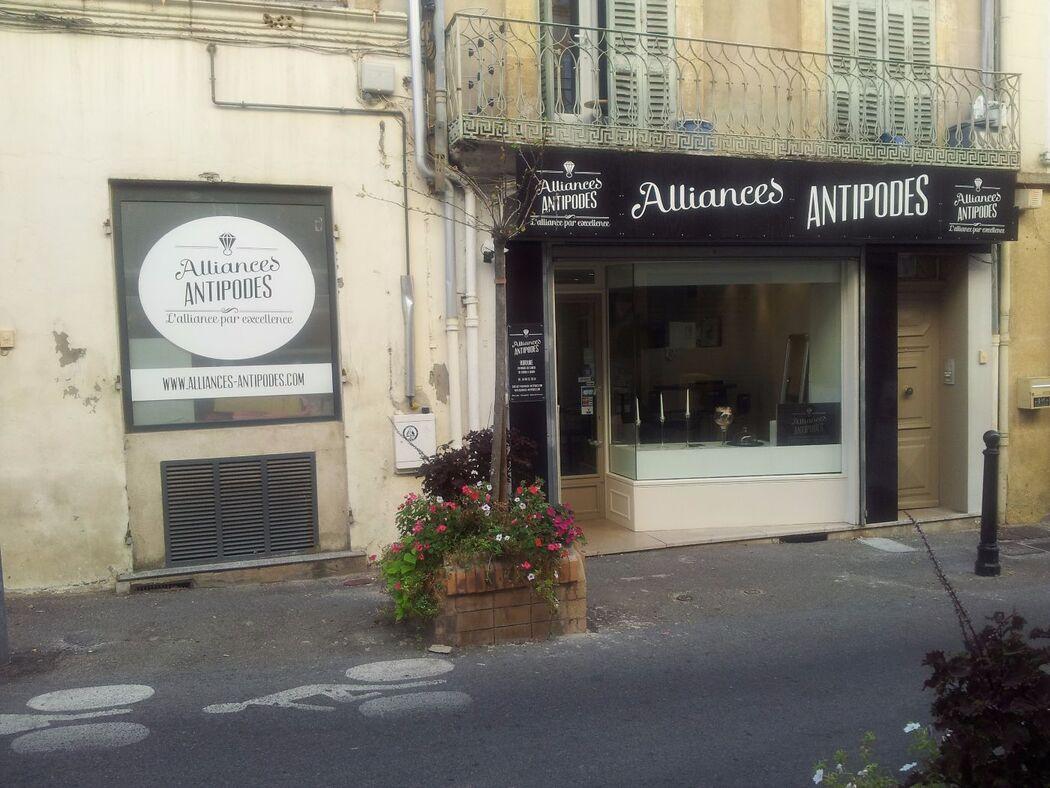 Alliances Antipodes Salon de Provence