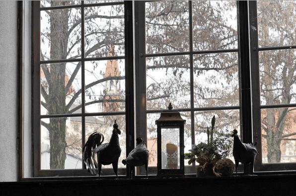 Beispiel: Ausblick Fenster, Foto: Der Pschorr.