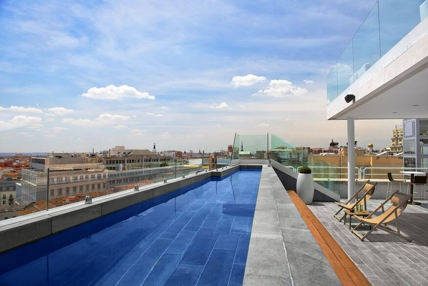 Hotel NH Collection Madrid Suecia