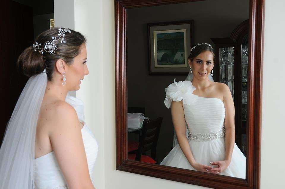 Camila Maquillaje Tradicional - Boda Religiosa - Día