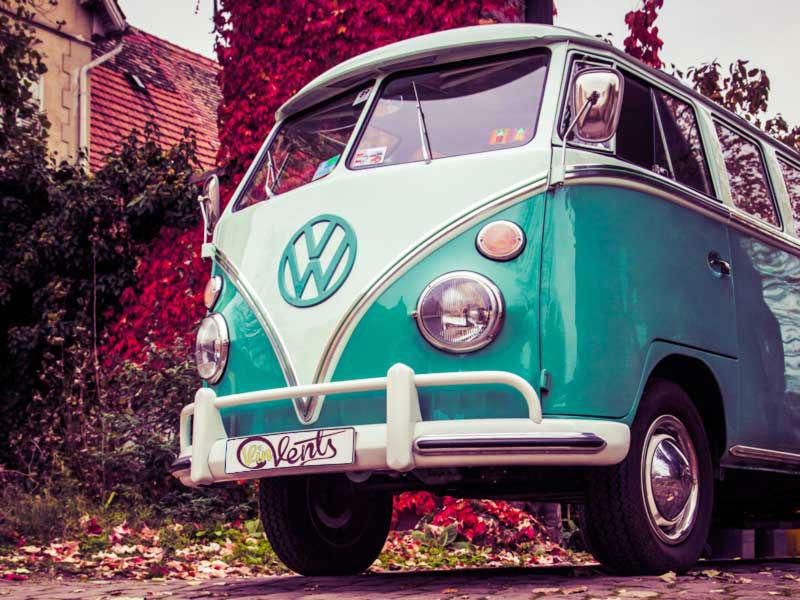 Beispiel: T1 Kleinbus Samba, Foto: VinVents.