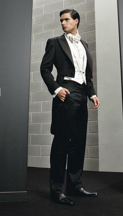 Beispiel: Das perfekte Outfit, Foto: Hänsel & Gretel Herrenmode.