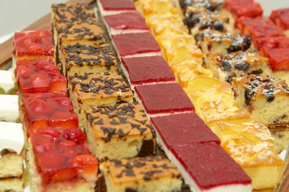 Beispiel: Süße Desserts, Foto: Seecafe Restaurant Spitzvilla.