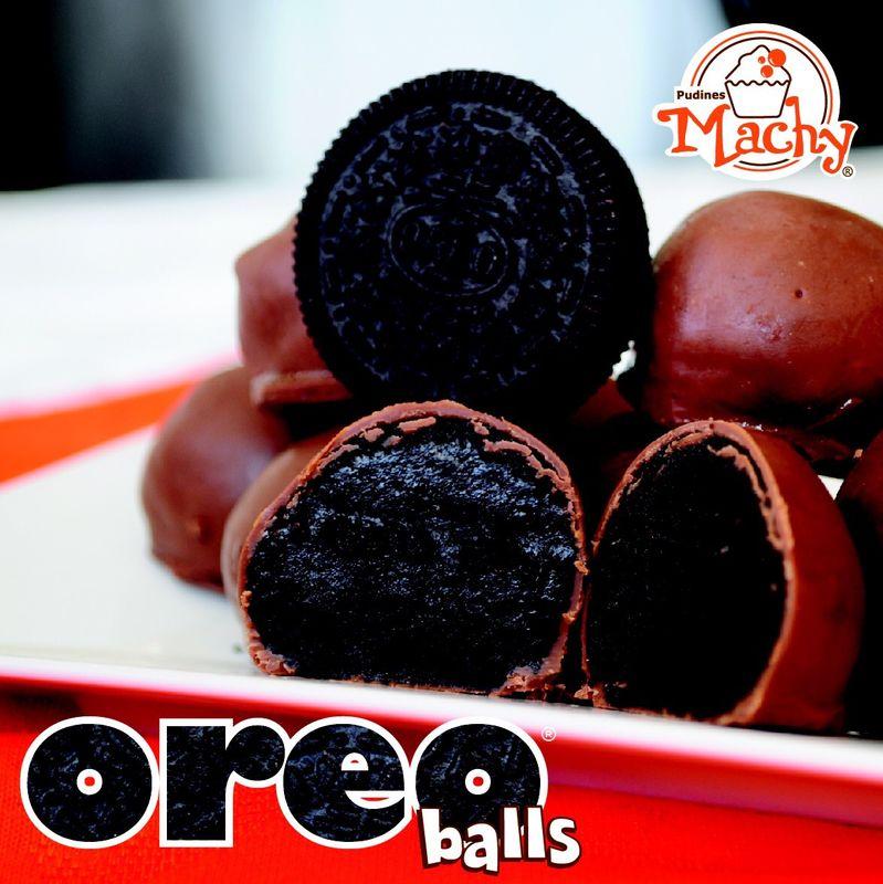 Oreo Balls