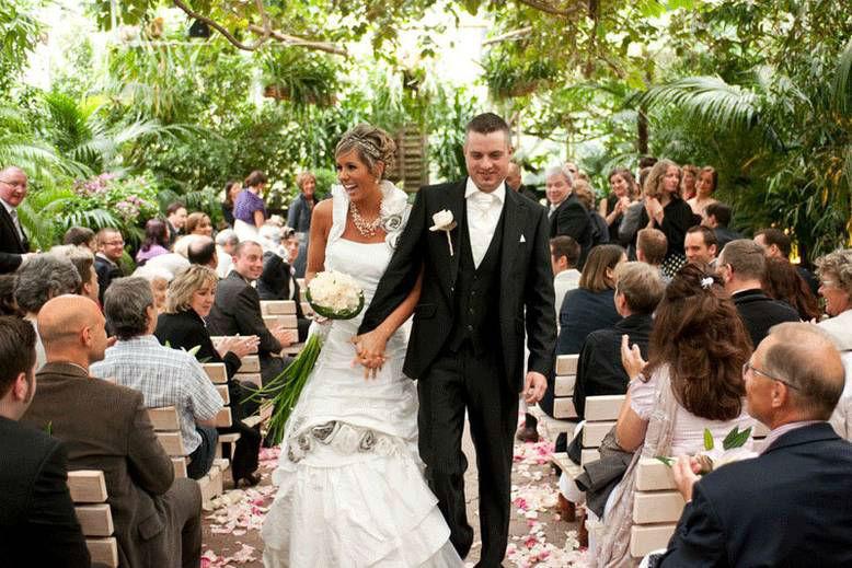 Beispiel: Ihre Hochzeit im Grünen, Foto: Giardino Verde.
