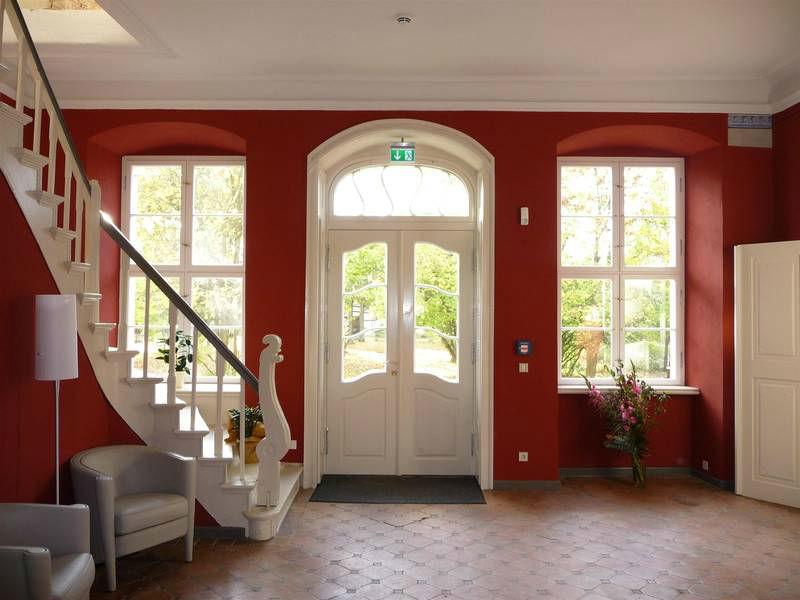 Beispiel: Eingangshalle, Foto: Schloss Grube.