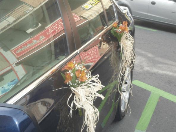 Decoración coche