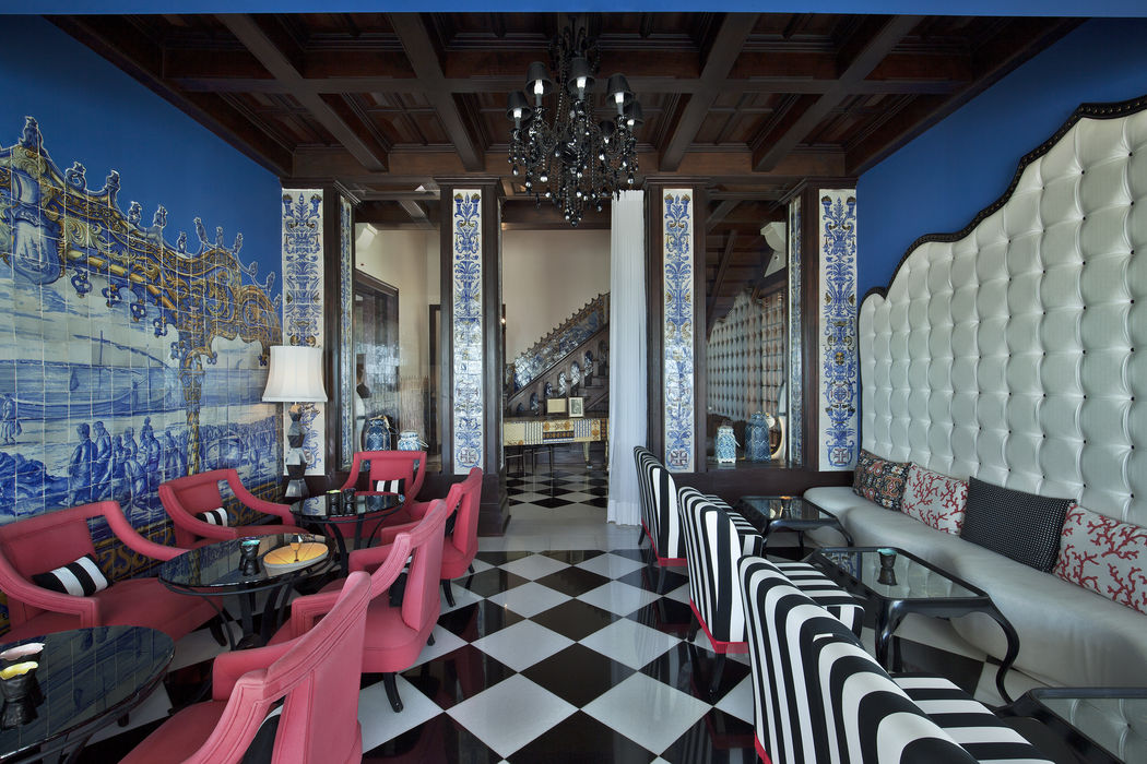 Sala de Azulejos / Tiles room
