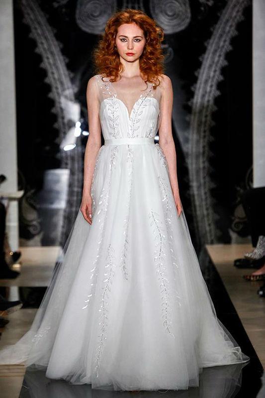Vestidos de novia - Foto Reem Acra