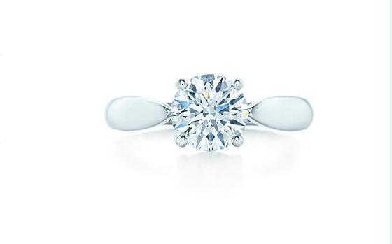 Joyería nupcial - Foto Tiffany & Co.