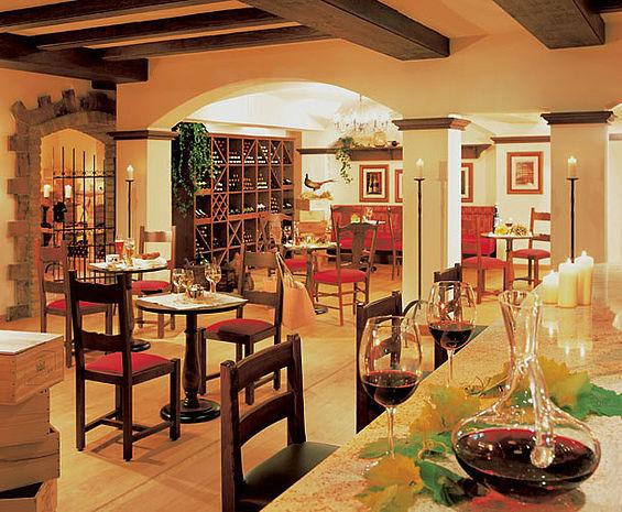 Beispiel: Weinrestaurant Winkeller 1360, Foto: Travel Charme Gothisches Haus.