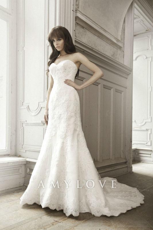 Folvie - Amy Love Bridal