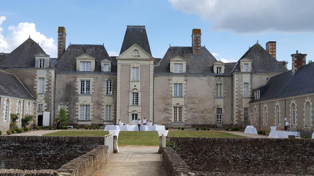 Cocktail château - Agence Passionnément
