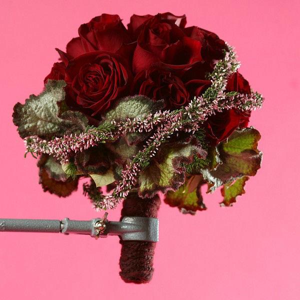 Beispiel: Individuelle Brautsträuße, Foto: Edelkraut Event-Floristik.
