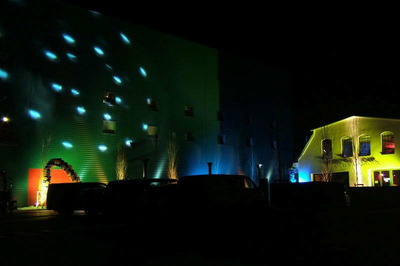 Beispiel: Abendliche Beleuchtung, Foto: Otten Gravour.