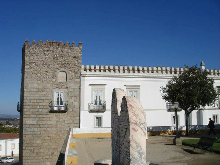 Foto: Palácio dos Duques de Cadaval
