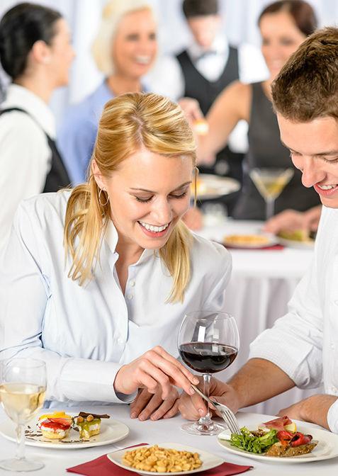 Beispiel: Schmackhaftes Buffet, Foto: Henning´s Catering.