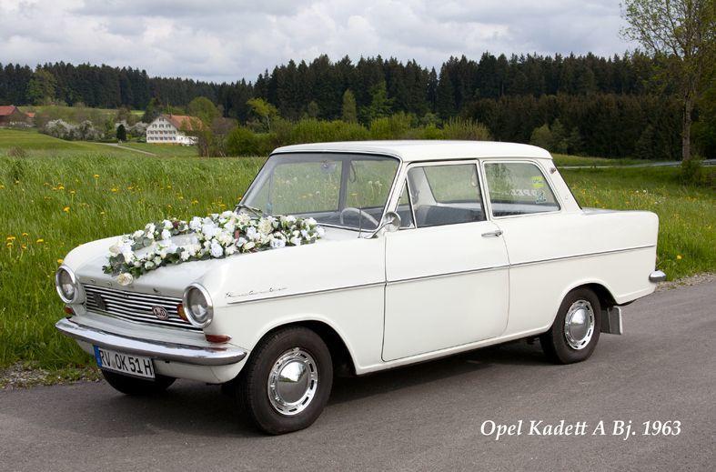 Kadett A, 4 Sitzer Bj. 1963