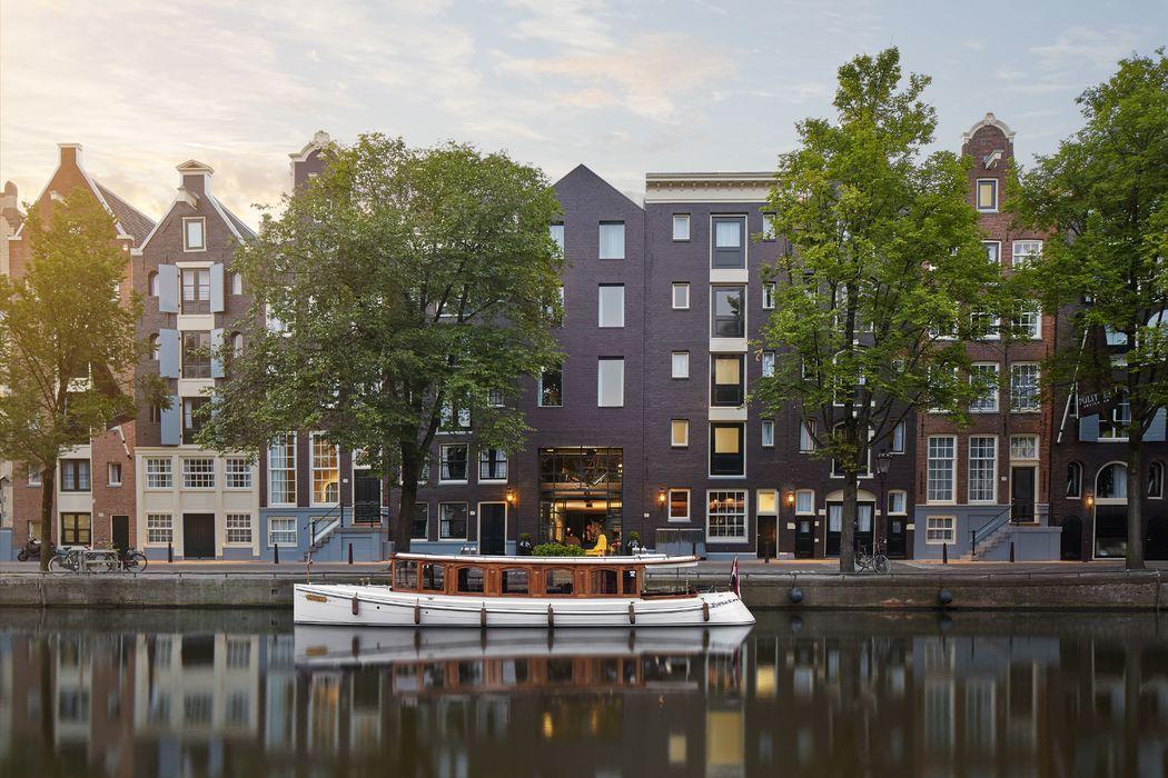Pulitzer Amsterdam Exterior