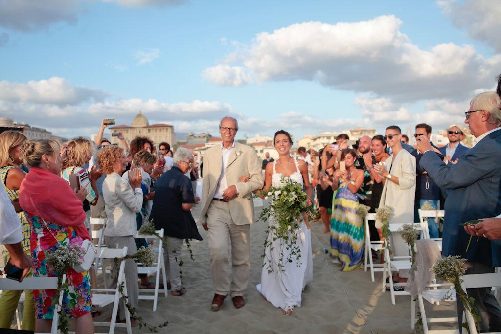 Wedding on the Beach, Viareggio, Scatti d'Amore Wedding Photo Tuscany, Scatti d'Amore , ANFM,Fotografo Matrimonio Firenze Toscana