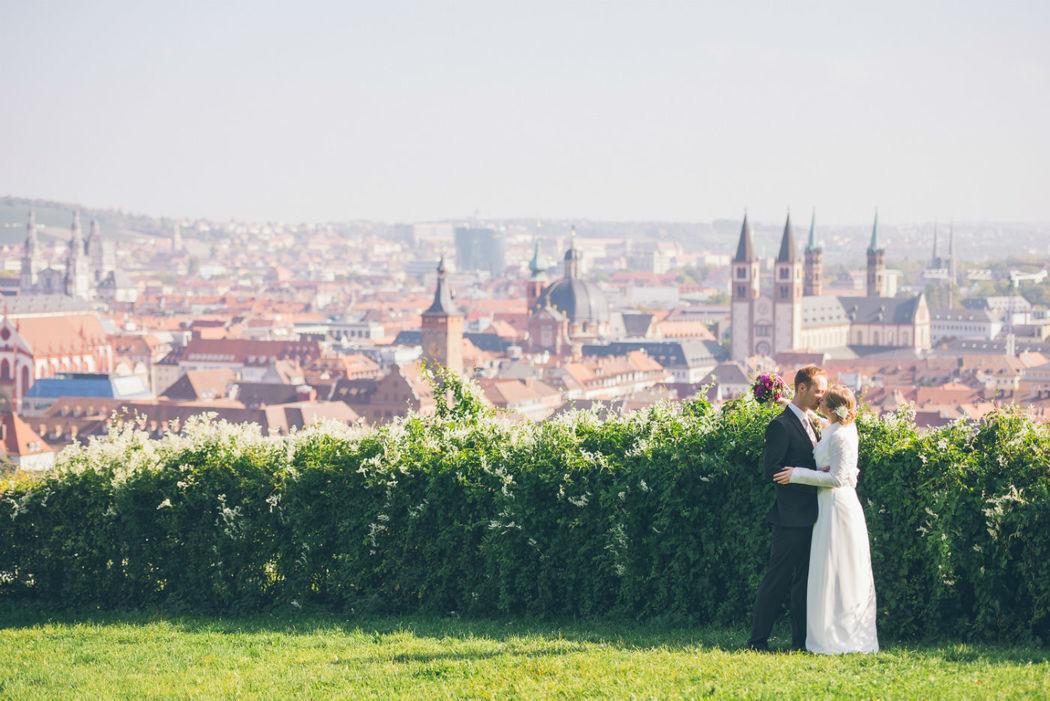 Beispiel: Fotos von Ihrem schönsten Tag, Foto: Max Barbera  Hochzeitsfotograf.