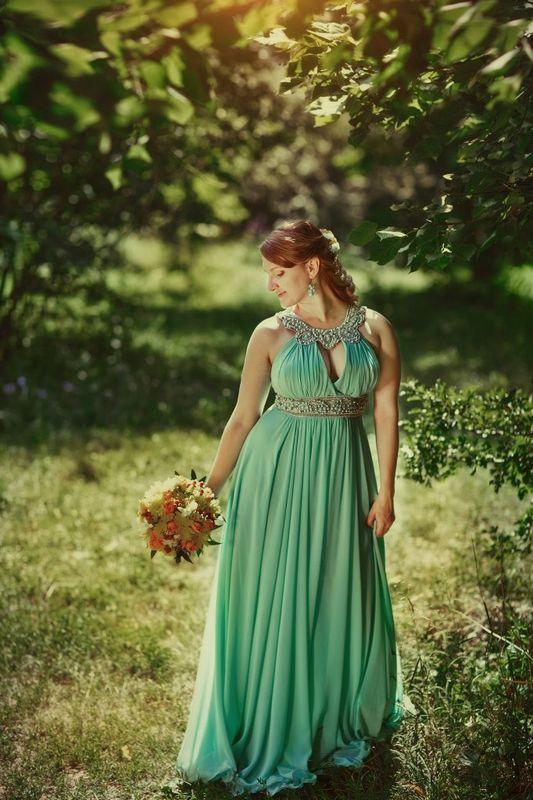 причёска и макияж для невесты Анны фото Татьяна Желтова