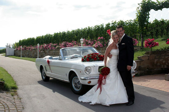 Das ideale Hochzeitsauto, Foto: Agentur Yourhappyday