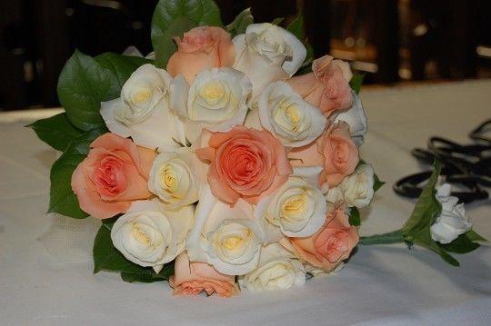 Bouquet Sposa rose miste