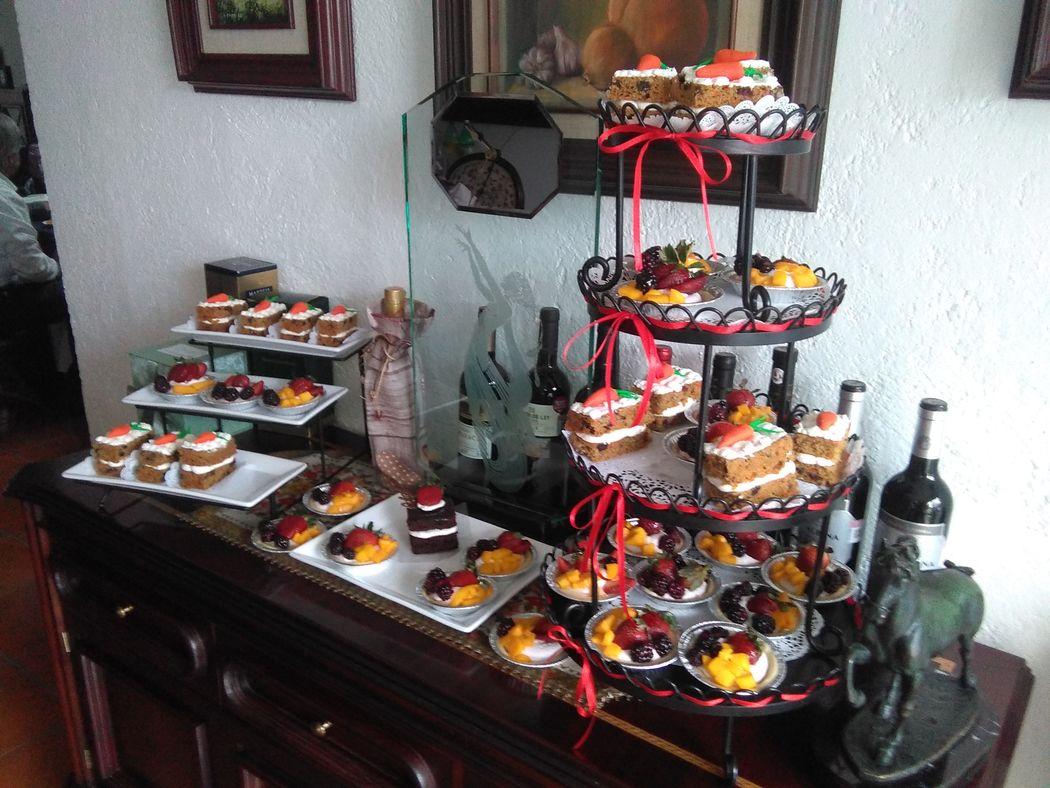 pastelillos y tartaletitas