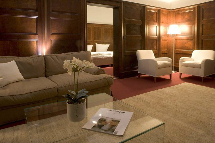 Beispiel: Luxuriöse Suiten, Foto: Ellington Hotel.