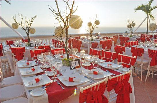 Banquetes Aida's en para bodas en Acapulco