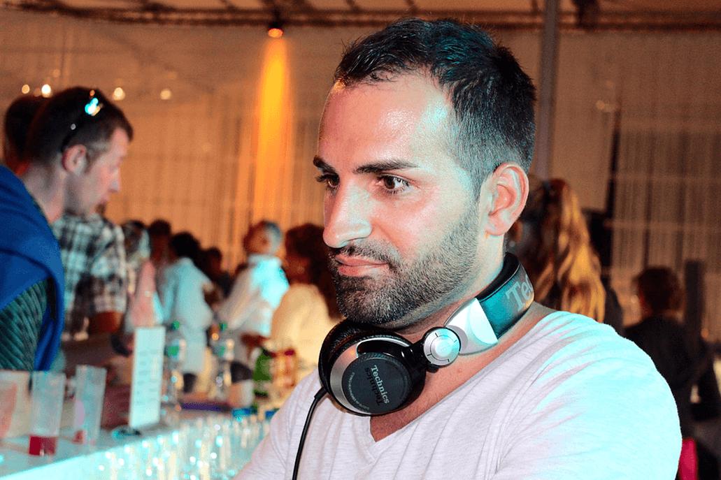 Beispiel: DJ Eli, Foto: Swiss Event.