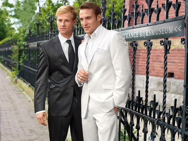 Beispiel: Mode für den Bräutigam, Foto: Brautmoden Isabel Bräutigam.