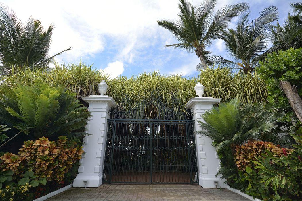 Entrada principal de Casa del Mar