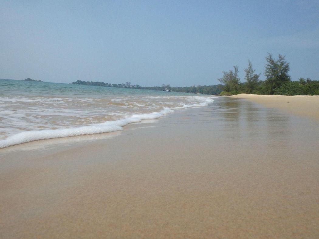Beispiel: Strand, Foto: Ao Dai Travel.