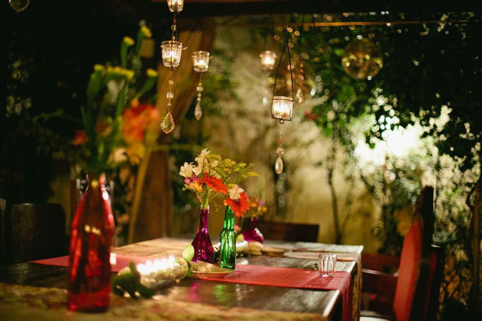 Mini Wedding Bistrô Ruella Projeto e Execução: Leivas & Lourenço Wedding por Luciana Lourenço e Denise Leivas  Foto: Vanessa Ferreira
