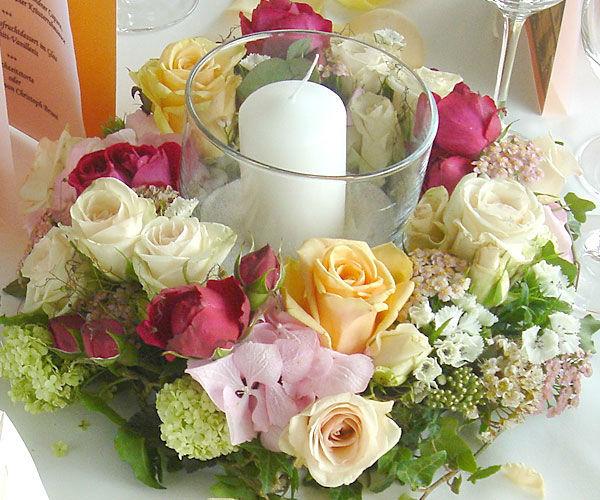 Beispiel: Originelle Dekorationsideen, Foto: Hochzeitstraum.