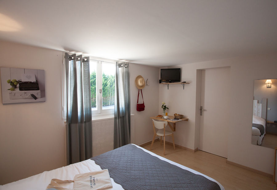 12 chambres d'hôtel 3 étoiles