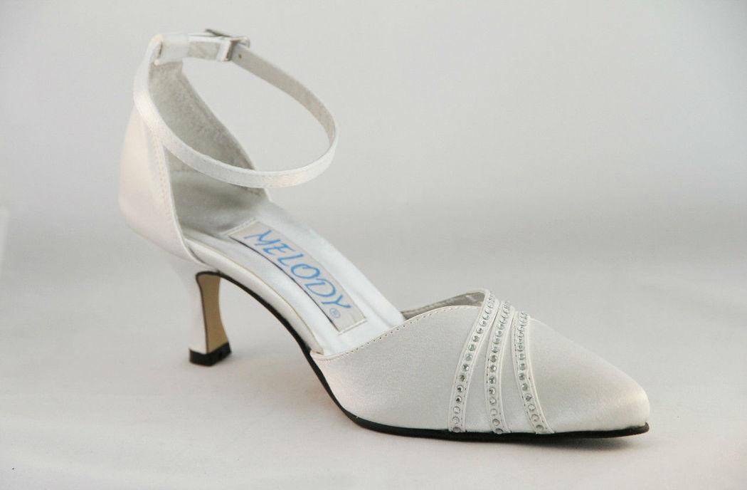 Beispiel: Brautschuhe, Foto: Weddingdress.ch.