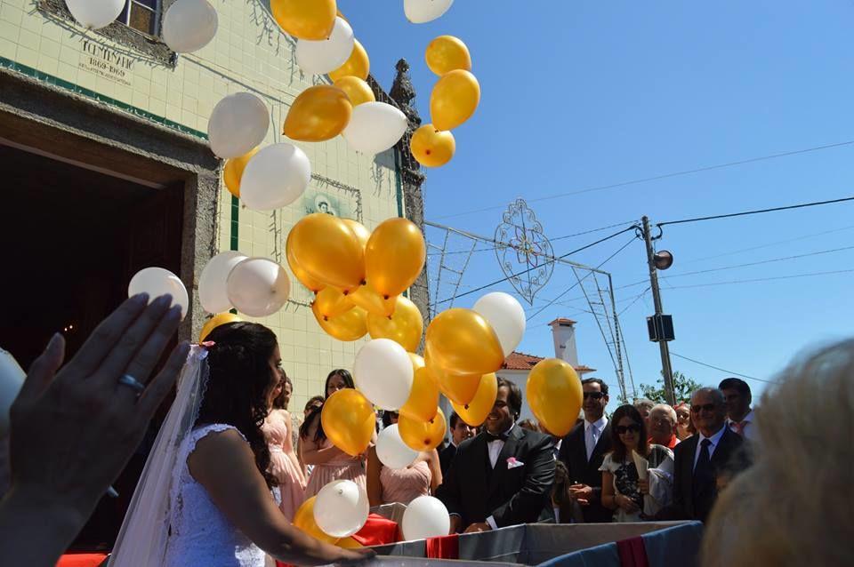 MEGA presente de balões