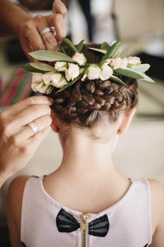 #recogidoGoonies by Marieta Hairstyle Foto Volvoreta Tocado Elena Suárez & co