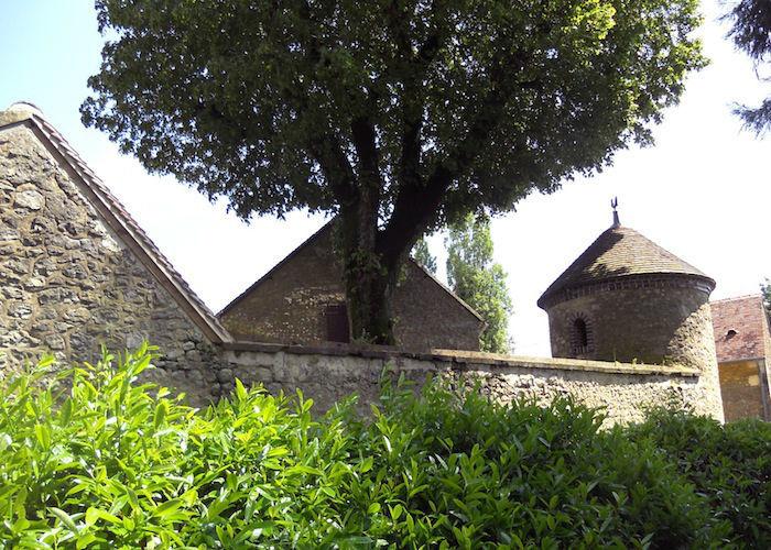 Le château de la Mouchère