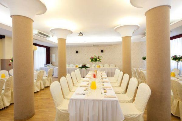Sala weselna hotelu Wilga