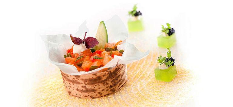 Beispiel: Große Vielfalt, Foto: Select Catering.