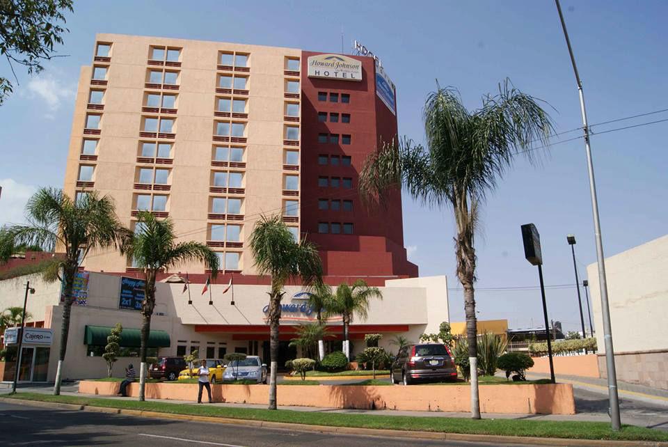 Howard Johnson Plaza Hotel Las Torres, en Guadalajara