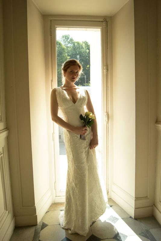 Alesandra Paris robe de mariée