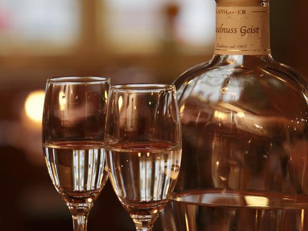 Beispiel: Wein, Foto: AKZENT Hotel Lamm.
