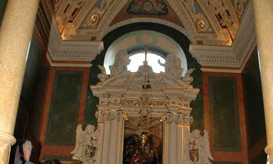 Beispiel: Kapelle, Foto: Burg Forchtenstein.