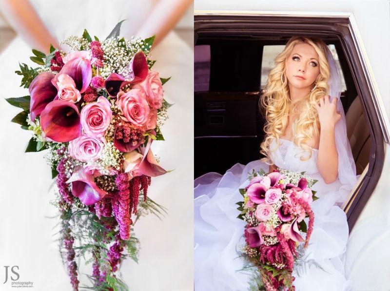 Beispiel: Hochzeitsreportage, Foto: Julia Sikira Photography.